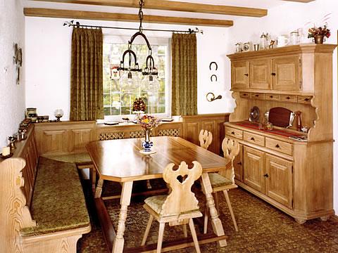 pfeil m beldesign m nchen bauernstuben rustikale st hle. Black Bedroom Furniture Sets. Home Design Ideas