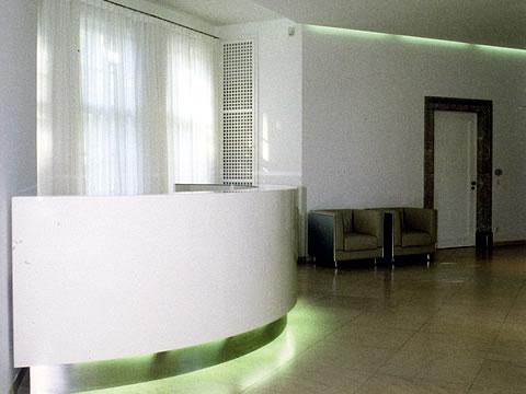 pfeil m beldesign m nchen bankeinrichtungen. Black Bedroom Furniture Sets. Home Design Ideas